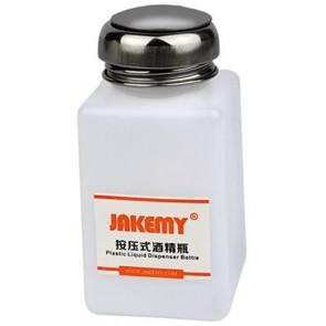 Jakemy JM-Z11 Plastik Sıvı Likit Şişesi 180ml