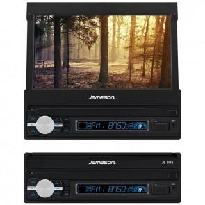 JAMESON JS-805 7 USB/SD/MP5/BLUETOOTH ÖZELLİKLİ INDASH GERİ VİTES KAMERALI OTO TEYP