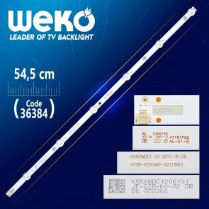K550WDC1 A2 2017-8-28 4708-K550WD-A2113N01 6 LEDLİ 54.5 CM