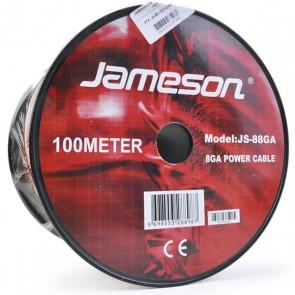 KABLO ARTI ANFİ KIRMIZI POWER 8 GA JAMESON JS-88 100 MT