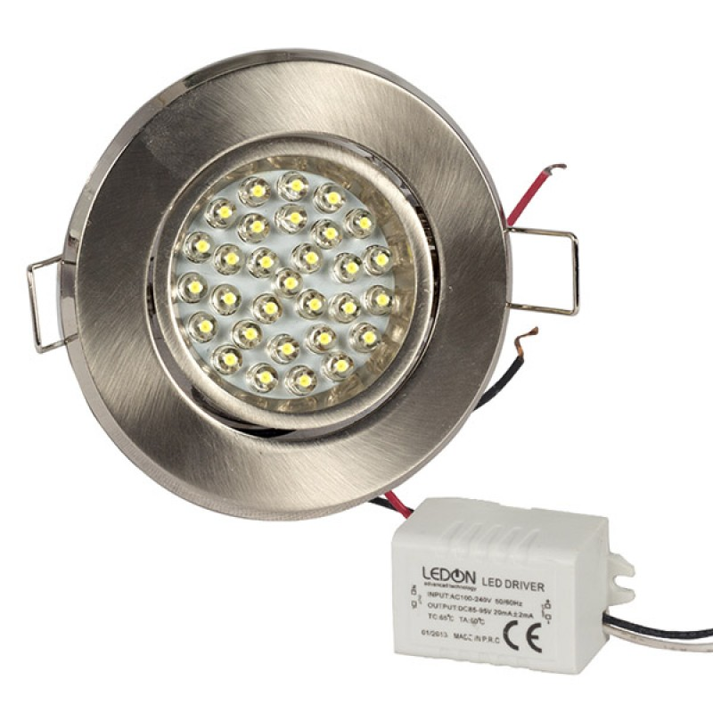KAON YC-405  5W BEYAZ BOMBELİ DOWNLIGHT COB LED  LEDON LD-1007