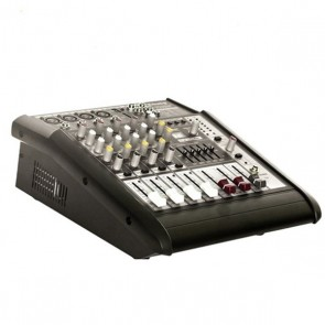 KÖNİG K-4 P300 FX 2X150 300 W USB-BT 4 KANAL POWER MIXER ANFİ