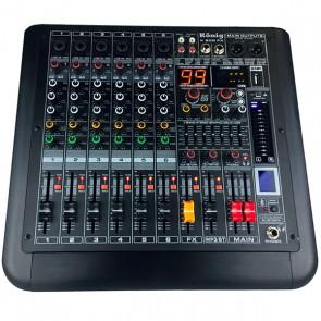 KÖNİG K-606 FX 6 fx USB-BT-KANAL DECK MIXER
