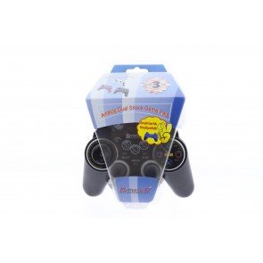 Kontorland Analog Dual Shock Usb PC Oyun Kolu