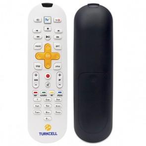 KR TURKCELL TV+ PLUS KLAVYESİZ ORJİNAL KUMANDA