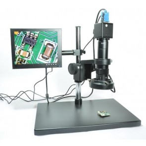 Lcd Ekranlı Digital Mikroskop Ledli Hd