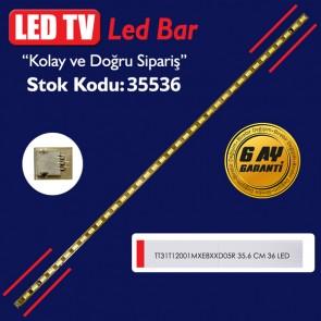 LED TV LEDLERİ ELEDTT31T12001MXE8XXD05R  36 LED 35.6 CM