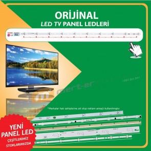 LED TV LEDLERİ SVS550A80_REV6.3_10 LED_B TYPE (LED-501)  65.4 CM