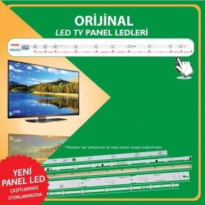 LED TV LEDLERİ UZUNLUK 57,5CM(LED ARALIĞI 3.5CM*7CM)11 LEDLİ)(LED-511)