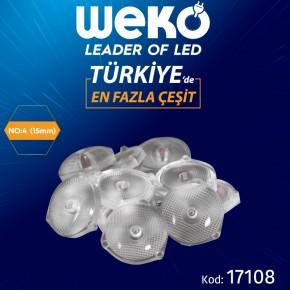 LED TV PANEL LED MERCEK NO:4 (15 MM)