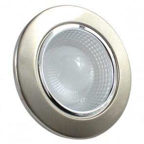 LEDON LD-1009S 5W BEYAZ-SATEN MERCEKLİ DOWNLIGHT COB LED