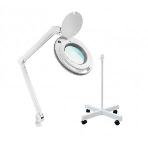 Loyka 6017-8 Ayarlanabilir Işık Seviyeli Ayaklı Büyüteç (5X)