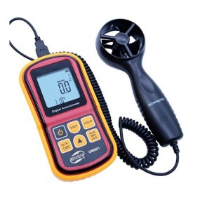 LYK BGM8901 Dijital Anemometre Rüzgar Hızı ve Sıcaklık Ölçer