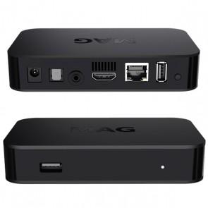 MAG 322W1 LINUX TABANLI DAHİLİ WIFI FULL HD 3D DESTEKLİ IP BOX