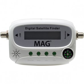 MAG 6300 LCD EKRANLI DIGITAL UYDU BULUCU