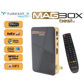 Magbox Best Mini Hd Tkgs'Li Uydu Alıcı