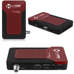 Magbox Marginal Full Hd Usb Mini Uydu Alıcısı Tkgs'li