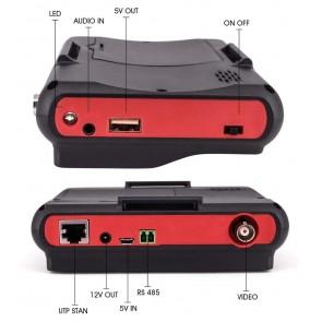 MAGBOX MG-4880 AHD+TVI+CVI+CVBS 8 MP KAMERA TEST CİHAZI (5 İNÇ EKRAN)