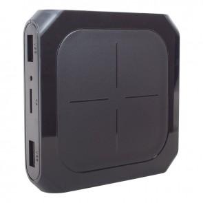 MAGBOX T-96D 2 GB RAM 16 GB DAHİLİ HAFIZA 4K SMART TV BOX ANDROID 9.0 DUAL BAND WIFI NETFLIX IP BOX