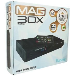 Magbox Venüs Kasa Tipi Uydu Cihazı
