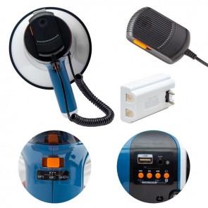 MAGICVOICE MV-4190 BT-USB-SD-GİRİŞLİ MAYKLI 100 WATT PİLLİ +ŞARJ ÜNİTELİ-MEGAFON
