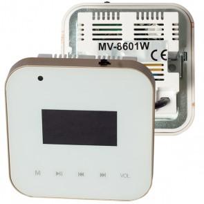 MAGICVOICE MV-8601 2X15W-USB-BT-FM-UK-MUSİC-KONTROL CİHAZI-