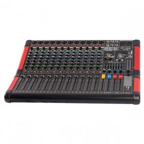 MAGICVOICE MV-P1200 12 CH-USB/BT DECK MİXER ANFİ