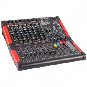 MAGICVOICE MV-P800 8 CH-USB/BT-DECK MİXER ANFİ