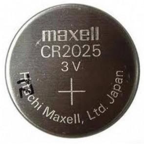 Maxell CR2025 3v Pil