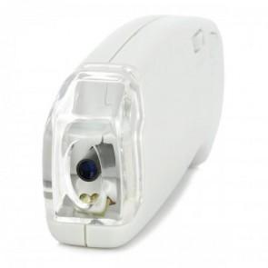 Taşınabilir Mini Mikroskop 100X Zoom Led Işıklı