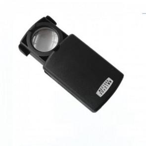 MG21008 Işıklı Mini Cep Büyüteç (30X Büyütme) Kuyumcu, Harita, Yazı