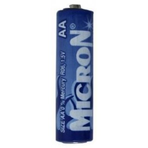 Micron Kalın Kalem Pil AA