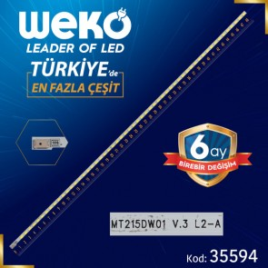 MT215DW01 V.3 L2-A - 48.7 CM 99 LEDLİ - (WK-1106)