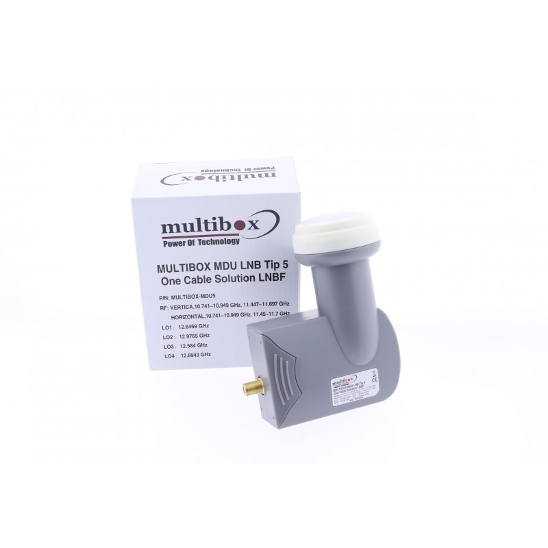 Multibox Digitürk MDU 5 LNB