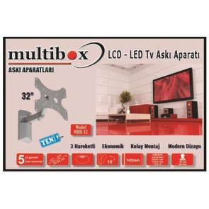 Multibox Mbh-32 Lcd Led Tv Askı Aparatı Hareketli