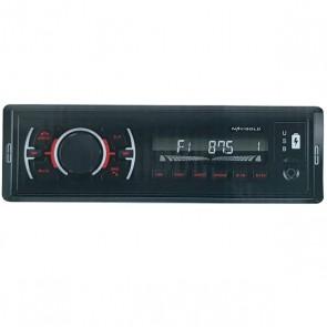 NAVIGOLD DS-252 USB/SD/FM/AUX/BT BLUETOOTHLU İSO SOKETLİ MEKANİKSİZ OTO TEYP 4 X 50 WATT