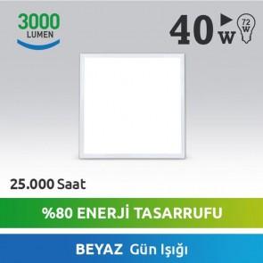 NEXTLED YE-PNL-40WB 60X60 LED PANEL BEYAZ 40W