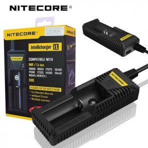 NiteCore İntelliCharger İ1 18650 Li-ion USB EGO Pil Şarj Aleti