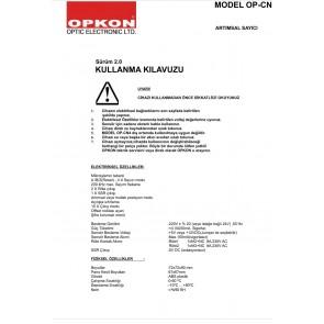 Opkon OP-CN4 Hızlı İnkremental Sayıcı