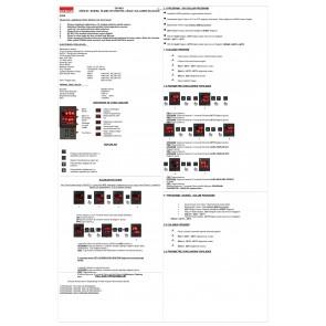 Opkon OP-WE Loadcell Girişli Ağırlık Kontrol Cihazları