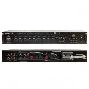 OSAWA K-008 U 150W USB 4 MİK BALANSLI BT/TRAFOSUZ-ANFİ  MAGICVOICE MV-008U