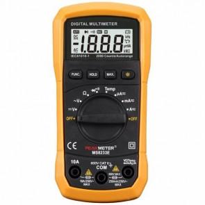 Peakmeter PM-8233E Dijital Ölçü Aleti Multimetre