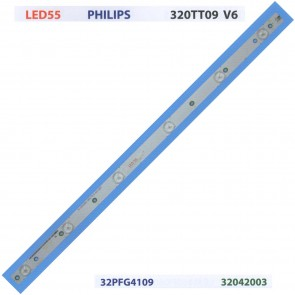 PHILIPS 320TT09 V6 32PFG4109 32042003 Tv Led Bar