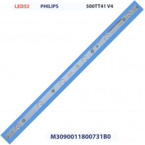 PHILIPS 500TT41 V4 M3090011800731B0 Tv Led Bar
