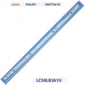 PHILIPS 50TT26 V5 LC50LB261U Tv Led Bar