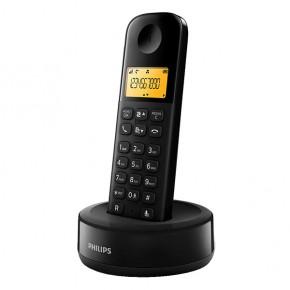 PHILIPS D130 SİYAH TELSİZ TELEFON