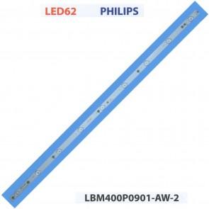 PHILIPS LBM400P0901-AW-2 Tv Led Bar
