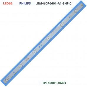 PHILIPS LBM460P0601-A1-3HF-0 TPT460H1-HM01 Tv Led Bar