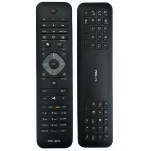 Philips Led Tv Çift Taraflı Klavyeli Orjinal Akıllı Kumanda YKF315-Z01