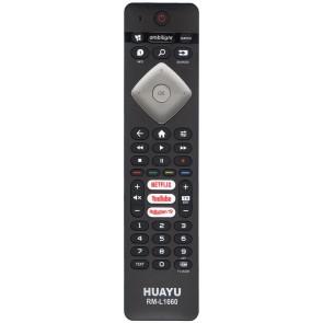 Philips RM-L1660 H0357C Netflix Rakuten Youtube Tv Tuşlu Kumanda
